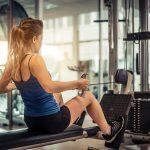 não desistir do treino